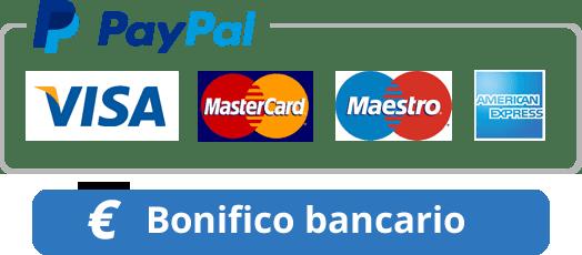 opzioni pagamento